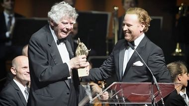 Gordon Getty Receives European Culture Prize at Vienna Gala main image