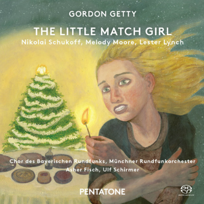 The Little Match Girl image